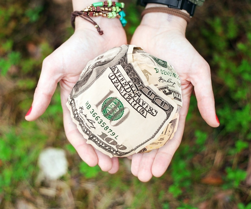 Ball of Money